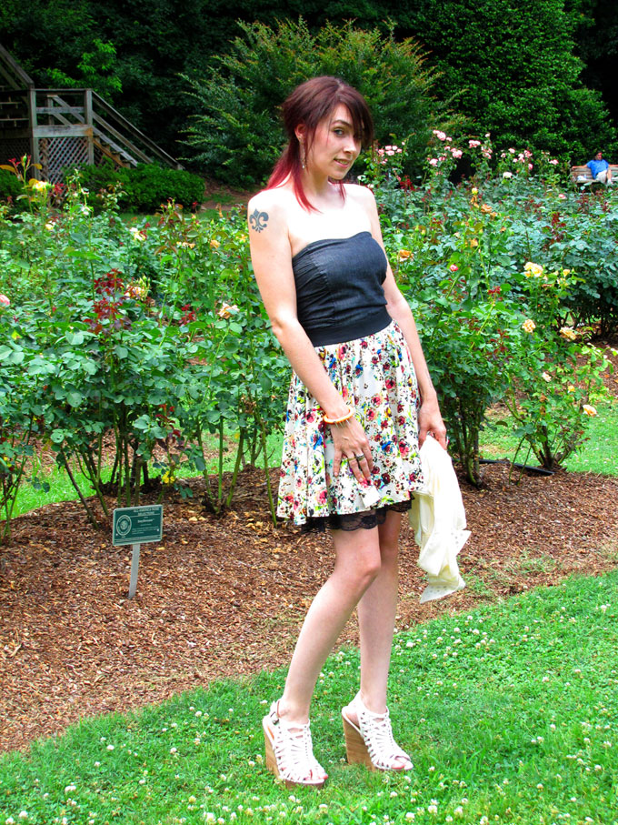 Light Orange 33knots Bracelet Feature Alexandra Rose 6
