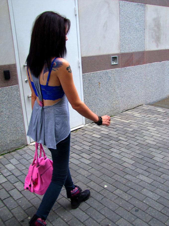 Black 33Knots Bracelet by Alexandra Rose V3_3
