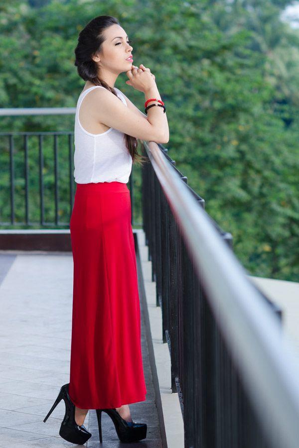 Red Komboskini Bracelet