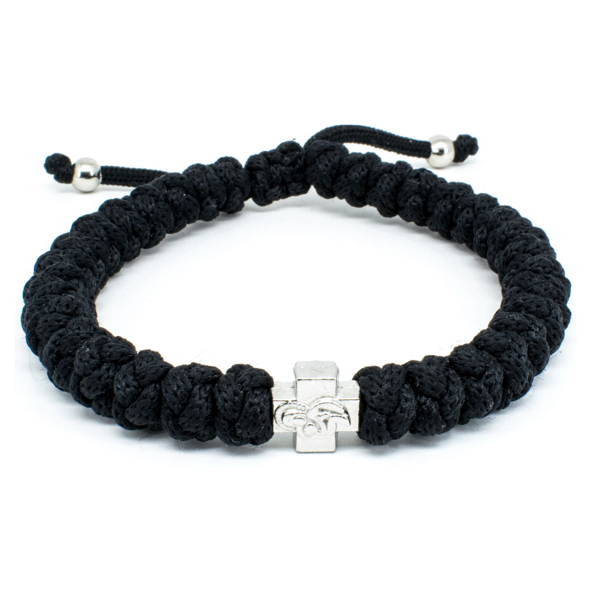 Adjule Black Prayer Rope Bracelet 0