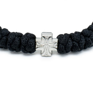 Black Prayer Bracelet