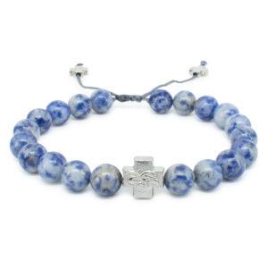 Sodalite Stone Orthodox Bracelet-0
