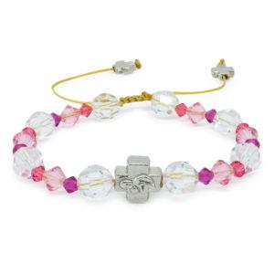 "Swarovski Crystal Orthodox Bracelet ""Zoe""-0"