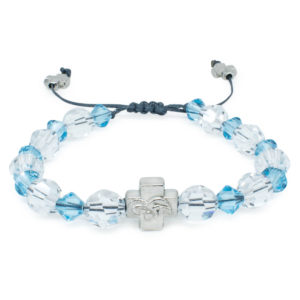 "Swarovski Crystal Orthodox Bracelet ""Angel""-0"