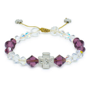 """Swarovski Crystal Orthodox Bracelet """"Bella""""-0"""