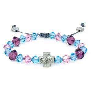 """Swarovski Crystal Orthodox Bracelet """"Emily""""-0"""
