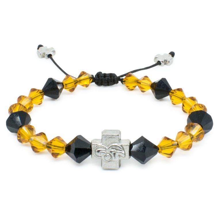 """Swarovski Crystal Orthodox Bracelet """"Lora""""-0"""