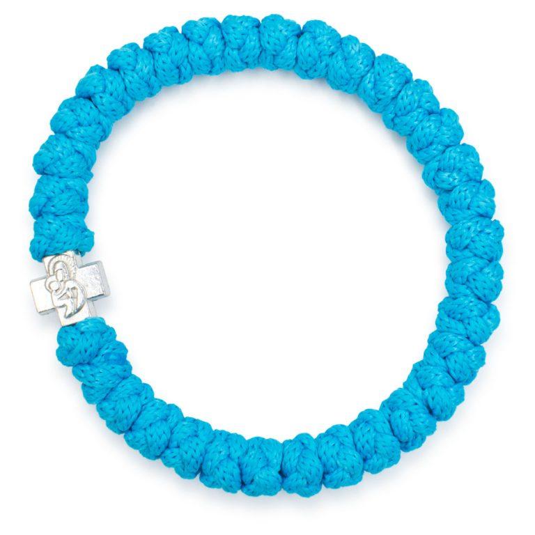 Turquoise Prayer Bracelet